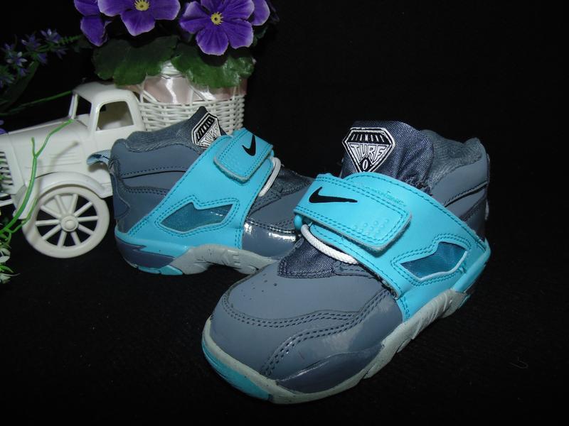 Эксклюзив! кроссовки nike 25р,ст 15,5см.мега выбор обуви и оде...