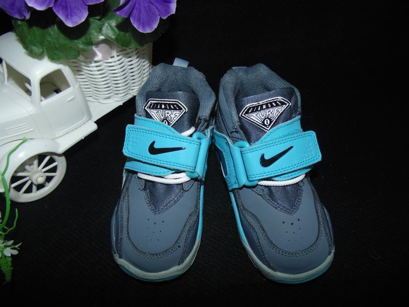 Эксклюзив! кроссовки nike 25р,ст 15,5см.мега выбор обуви и оде... - Фото 2