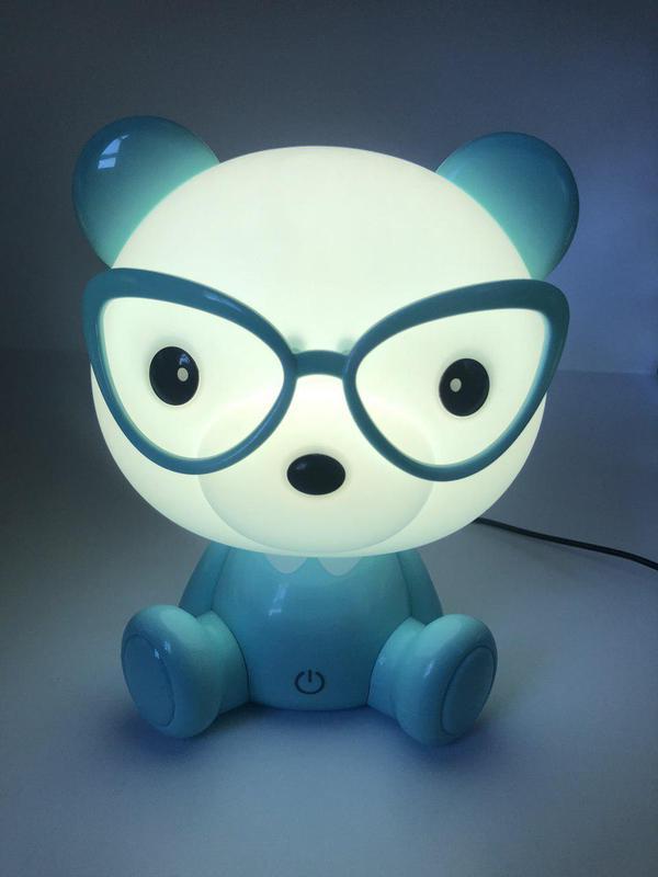 Детский светильник ночник Медвежонок KS Lamp Bear - Фото 2