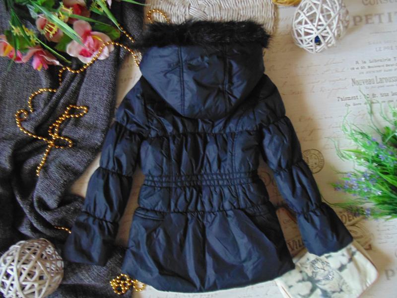 7лет.гламурная куртка hello kitty.mега выбор обуви и одежды - Фото 4