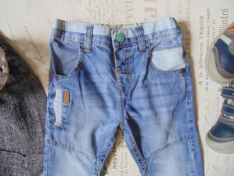 3-4года.бомбезные джинсы next .mега выбор обуви и одежды - Фото 5