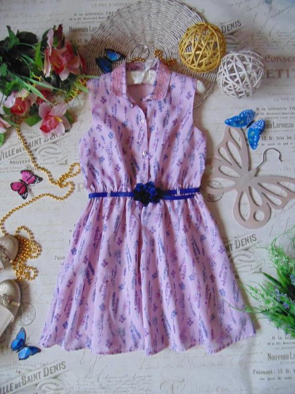 11-12лет.изысканное платьеце george.mега выбор обуви и одежды - Фото 2