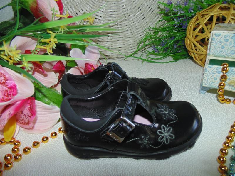 Мигают.шикарные туфли clarks - Фото 5