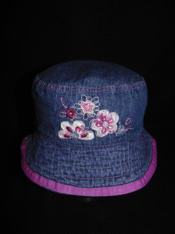 Стильная шляпка mothercare - Фото 2
