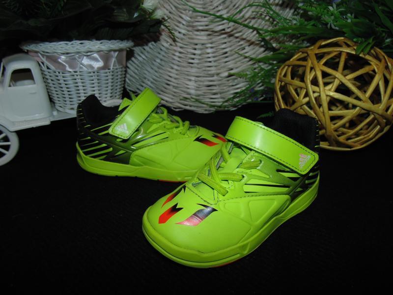Моднячие кроссовки adidas - Фото 4