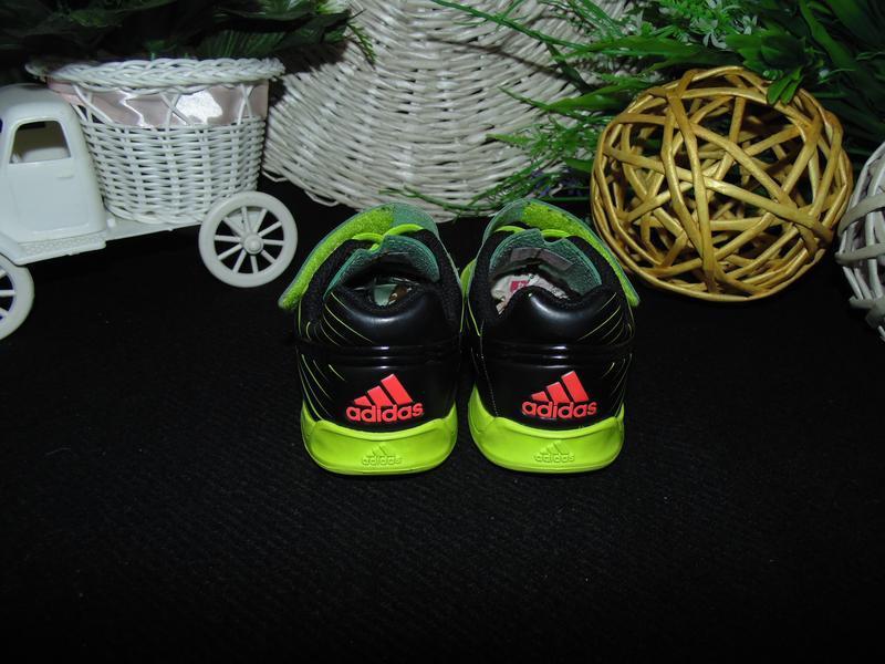 Моднячие кроссовки adidas - Фото 5