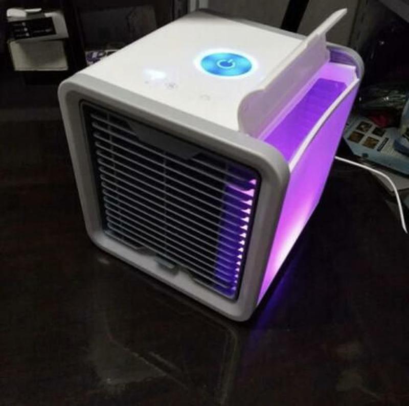 Мобильный кондиционер 4в1 увлажнитель воздуха очиститель Arcti... - Фото 5