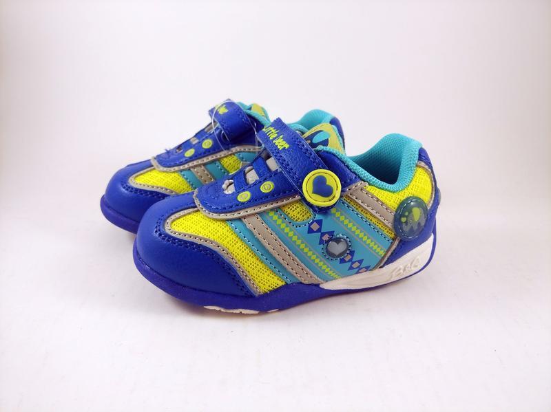 Модные кроссовки известной фирмы тм b&g little dear унисекс с ...