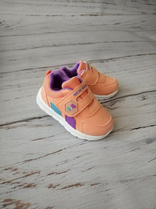 Кроссовки для девочек wniko 25p !!!последняя пара!!!