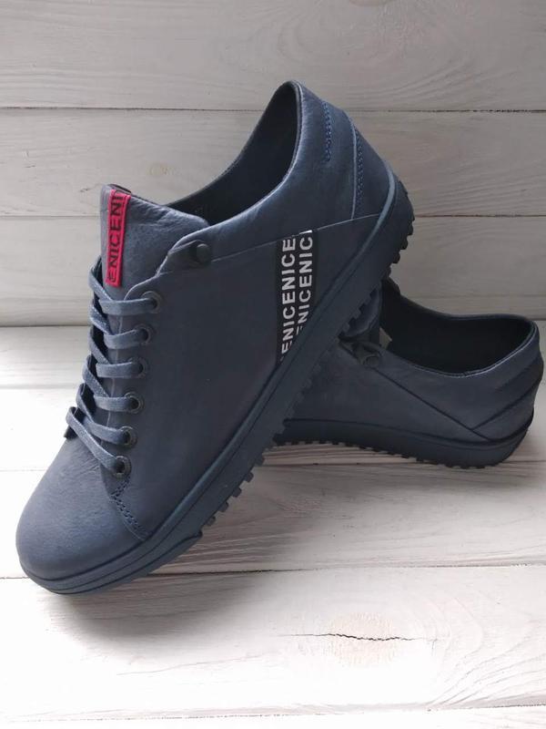 Туфли очень комфортные 40p/41p/42p/43p/44p - Фото 2