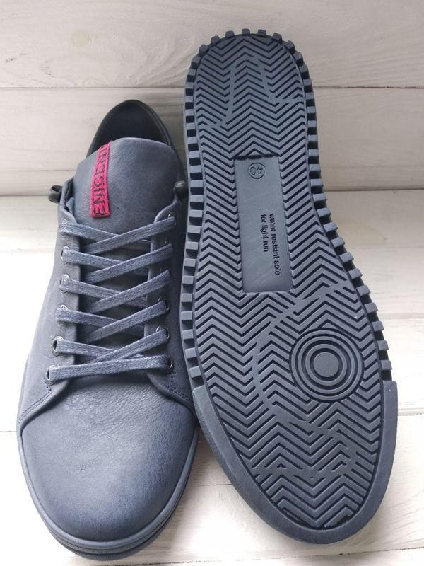Туфли очень комфортные 40p/41p/42p/43p/44p - Фото 4