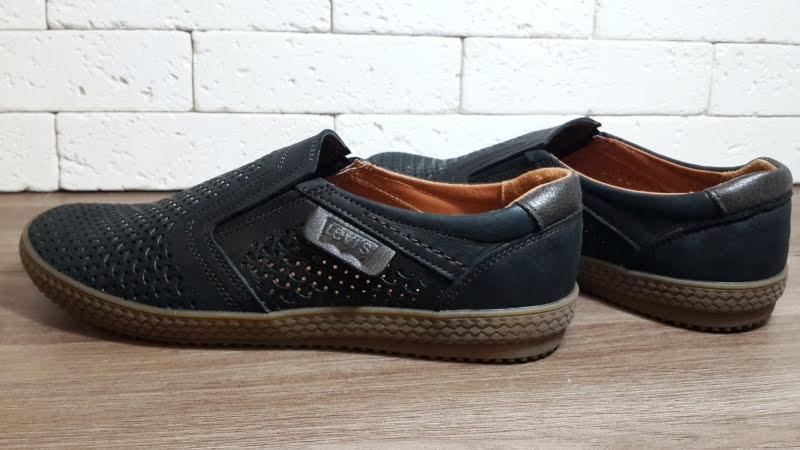Летние туфли levis 29 mustang hazelnut - Фото 2