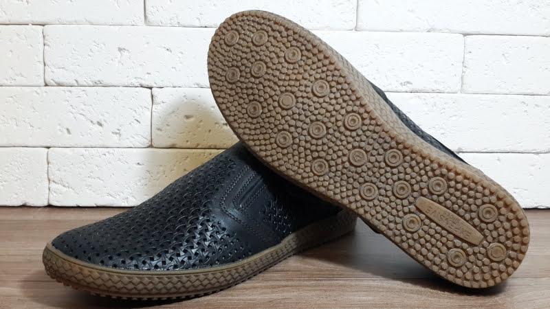 Летние туфли levis 29 mustang hazelnut - Фото 4