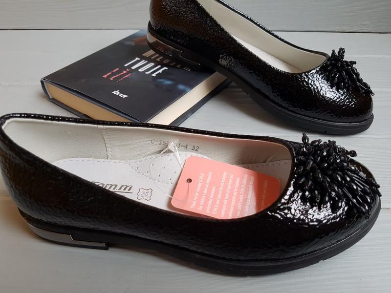 Туфли для девочки, фирмы tom.m
