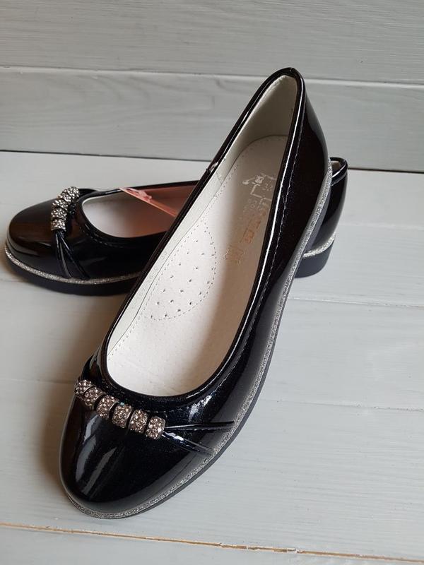 Туфли для девочек фирмы tom.m