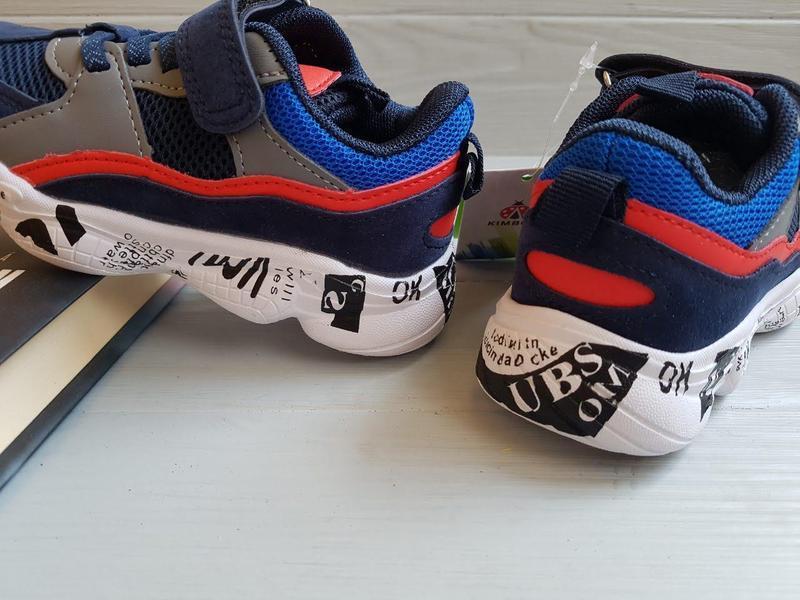 Кроссовки для мальчика фирмы kimbo - Фото 2