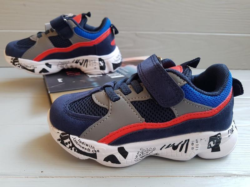 Кроссовки для мальчика фирмы kimbo - Фото 3