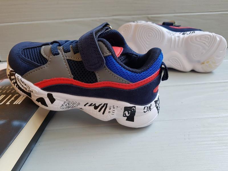 Кроссовки для мальчика фирмы kimbo - Фото 4