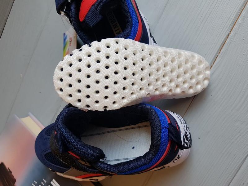 Кроссовки для мальчика фирмы kimbo - Фото 5