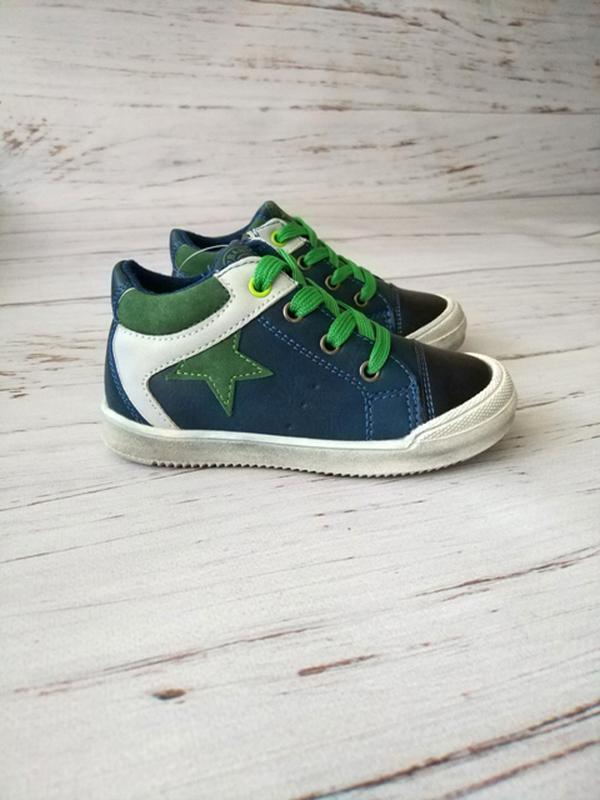 Стильные ботинки для мальчиков с.луч