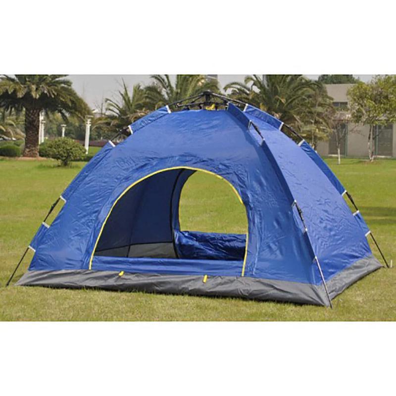 Распродажа!!! Палатка 2-х местная синяя! Количество ограничено!!! - Фото 2