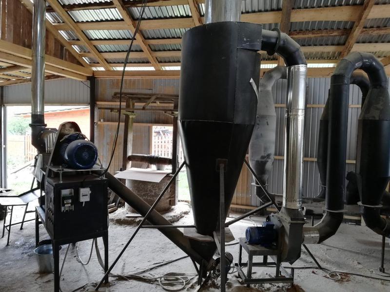 Оборудование для производства брикета pini key - Фото 3