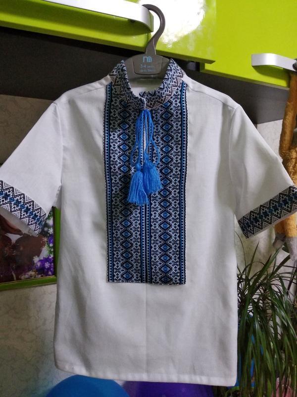 Вышиванки детские, недорогие, красивые, нарядные - Фото 4