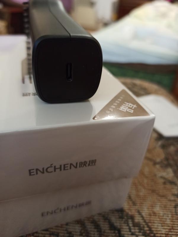 Новая машинка для стрижки триммер Xiaomi ENCHEN Boost оригинал - Фото 5