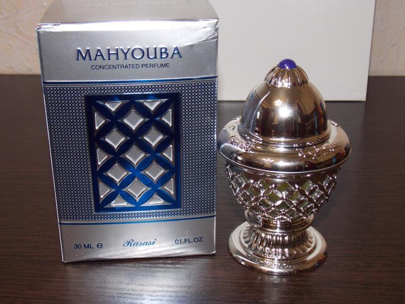 Арабские масляные духи mahyouba (маюба) rasasi ,распив от 1 мл
