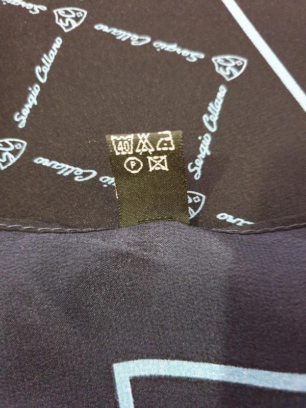 Шелковый платок - Фото 5