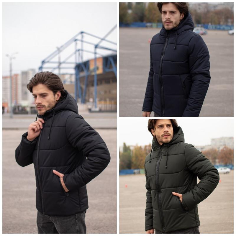 Куртка мужская зимняя Glacier Intruder