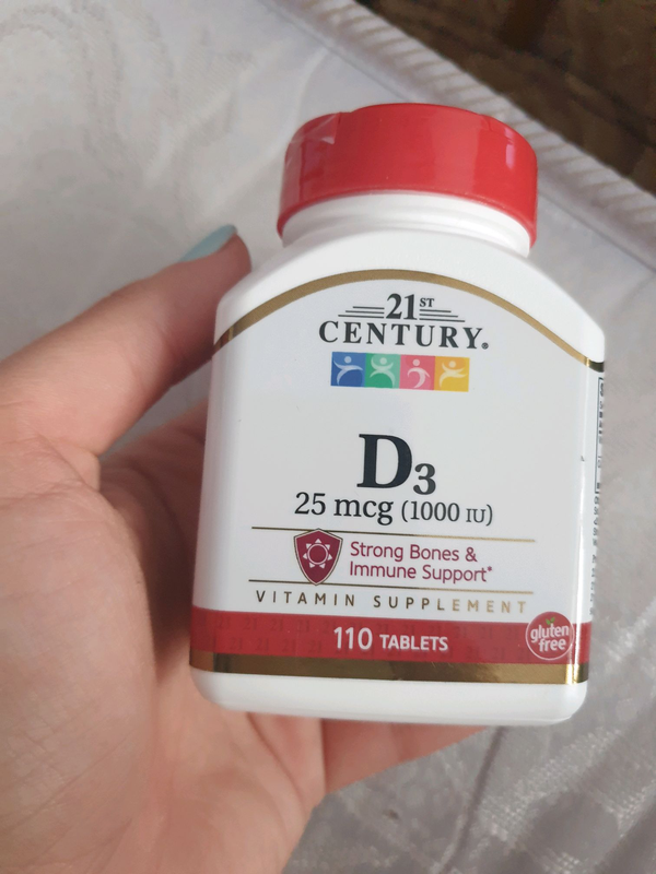Витамин Д3, D3 от 21st century