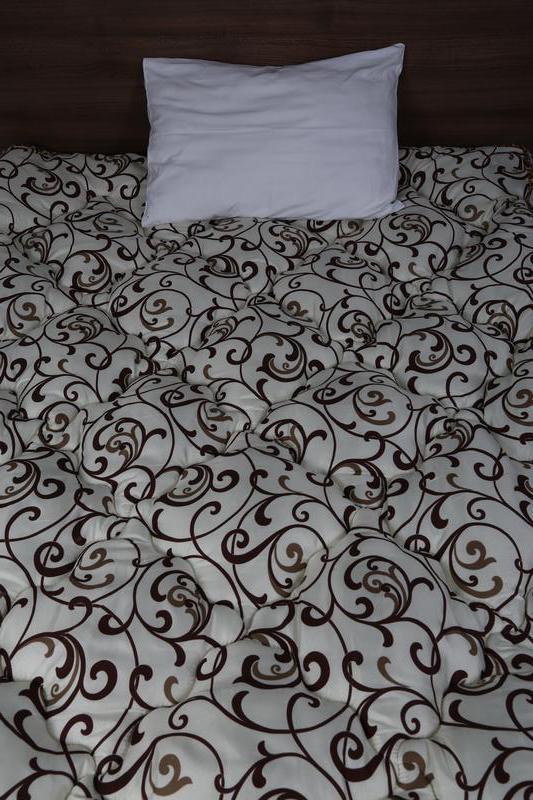 Одеяло с холлофайбером -поликаттон