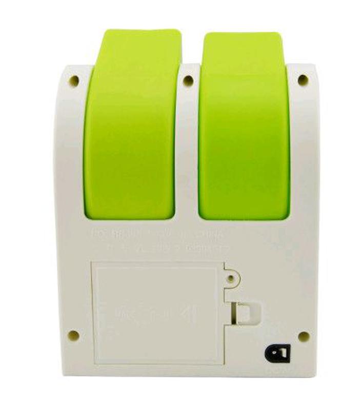 Мини-кондиционер вентилятор Mini Fan UKC HB-168 зеленый - Фото 3