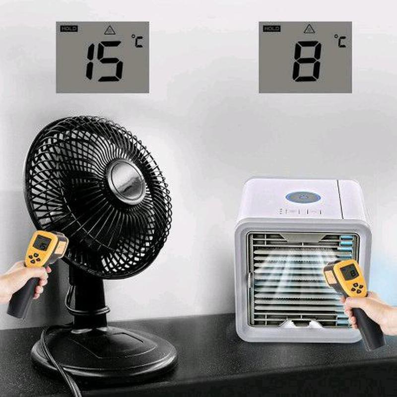 Автономный кондиционер - охладитель воздуха с функцией ароматизац - Фото 10