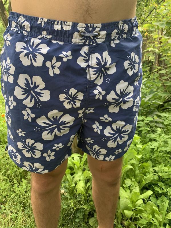 Мужские шорты пляжные плавки
