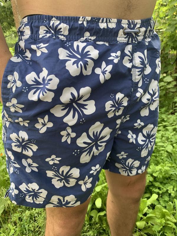 Мужские шорты пляжные плавки - Фото 2
