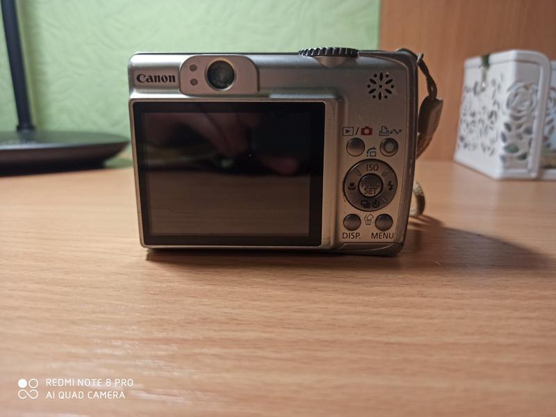 Фотоапарат canon a560 - Фото 2