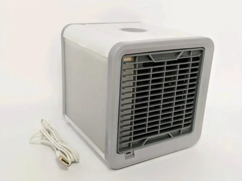 Портативный кондиционер 4в1 Rovus Arctic Air, охладитель и увлажн