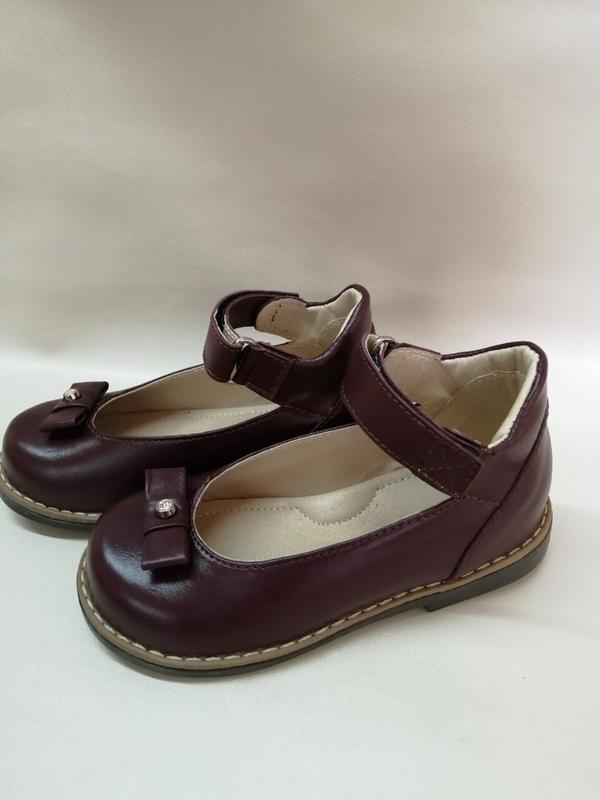 туфли-лодочки для девочки