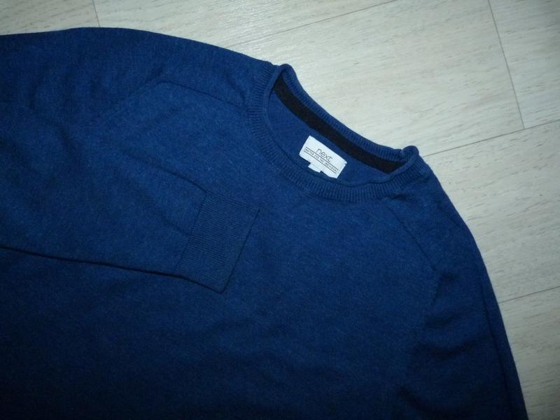 Тонкий свитер next размер s - Фото 3