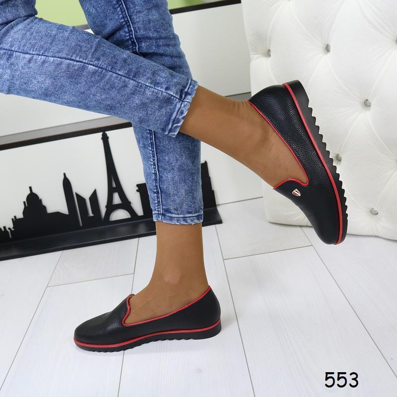 Женские туфли балетки - Фото 3