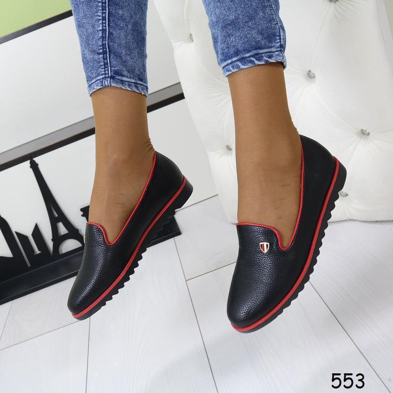 Женские туфли балетки - Фото 5