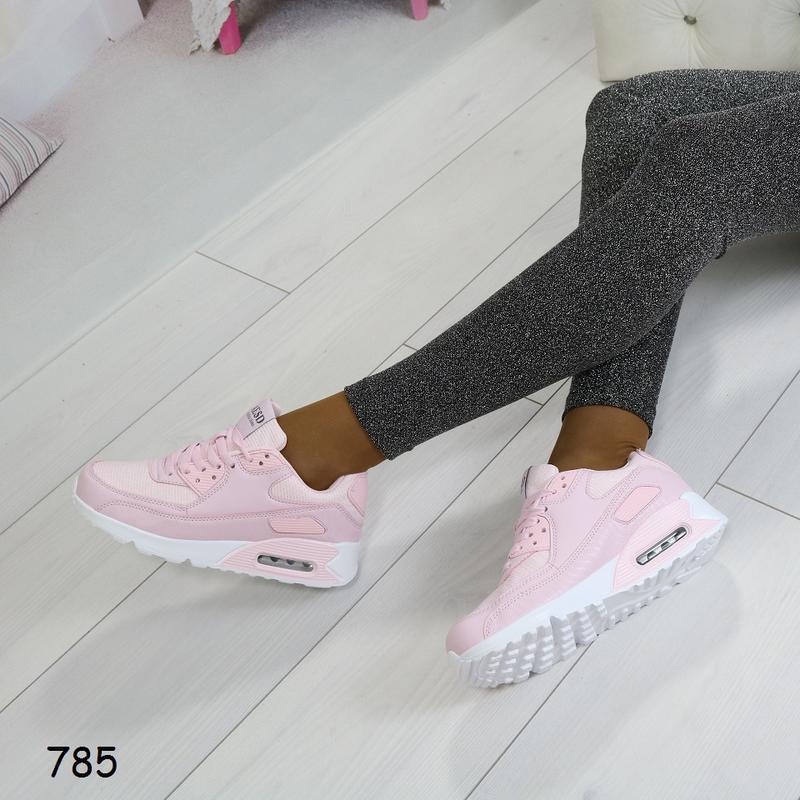 Кроссовки женские очень удобные и практичные - Фото 5