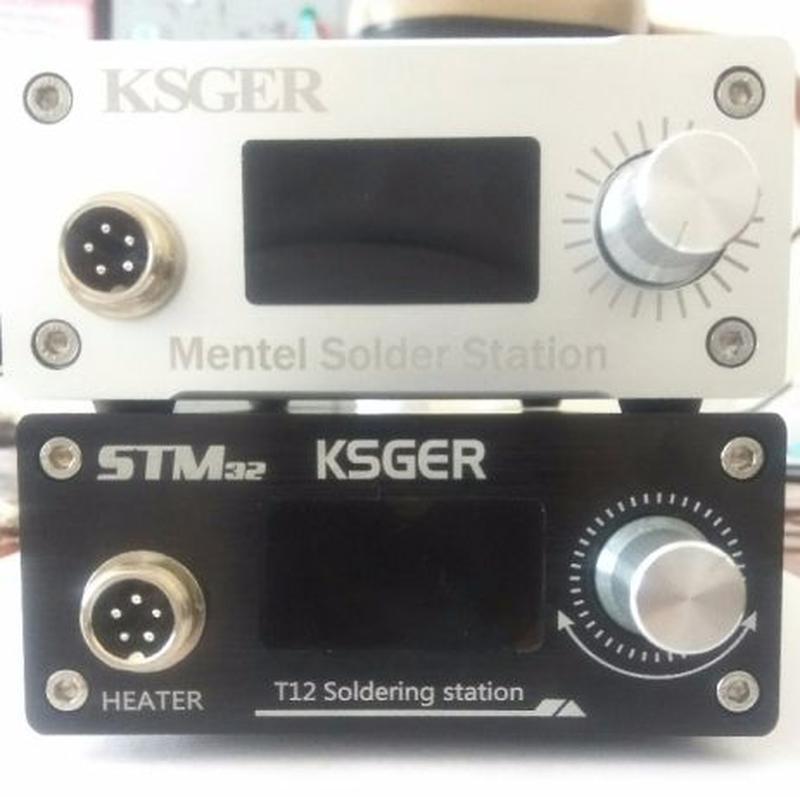 T12 STM32 паяльная станция Ksger (Hakko)