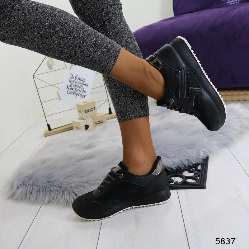 Женские качественные кроссовки - Фото 3