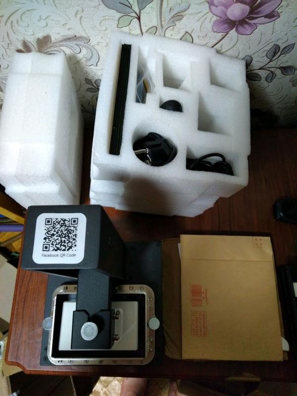 Новый фотополимерный 3д принтер Alfawise w10. LCD UV 3d принтер. - Фото 3