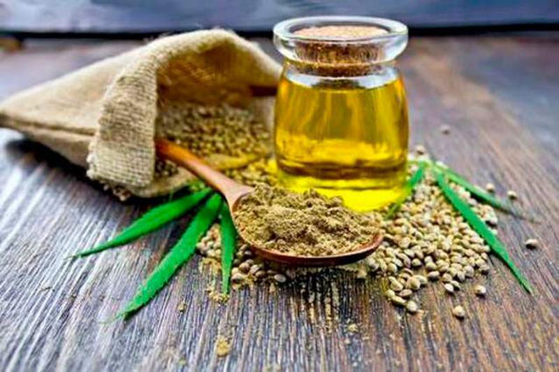 Конопляное масло fresh-organic холодного отжима - Фото 4