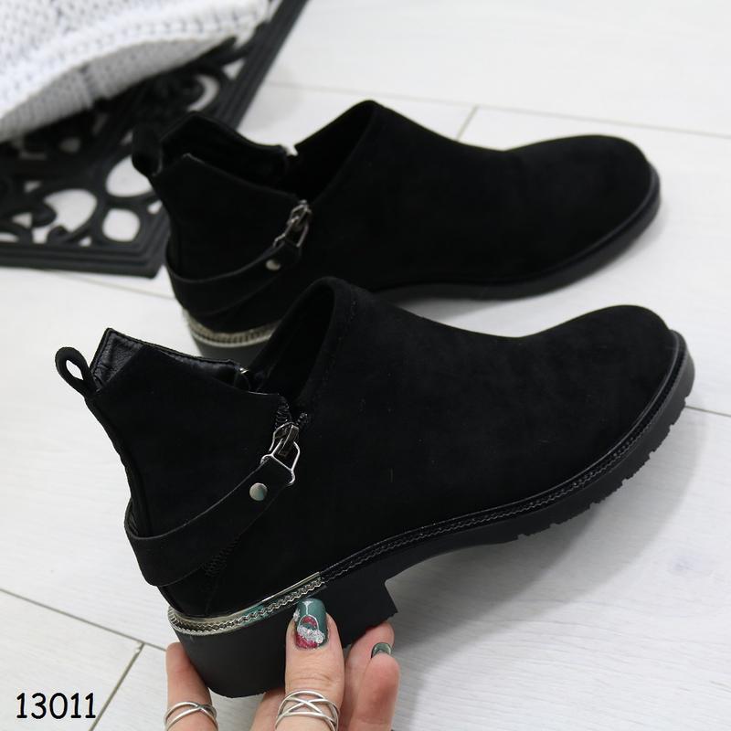 Женские демисезонные ботинки - Фото 2