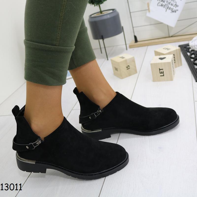 Женские демисезонные ботинки - Фото 3